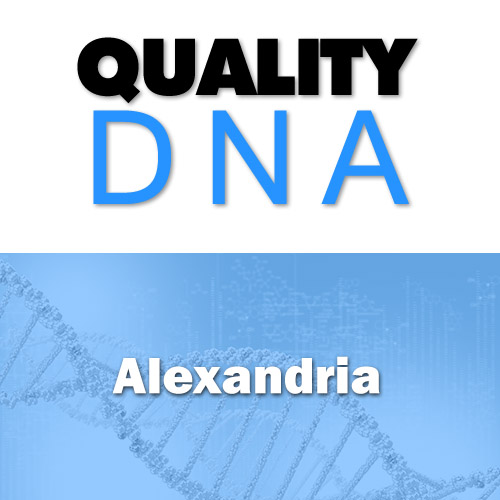 DNA Paternity Testing Alexandria