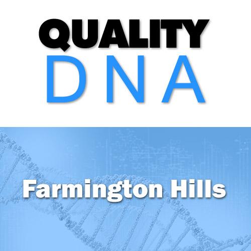 DNA Paternity Testing Farmington Hills
