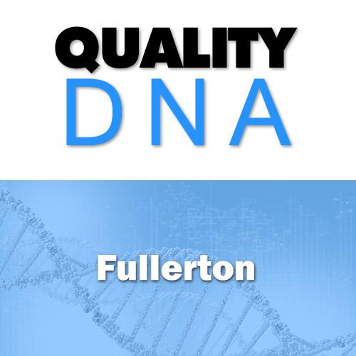 DNA Paternity Testing Fullerton