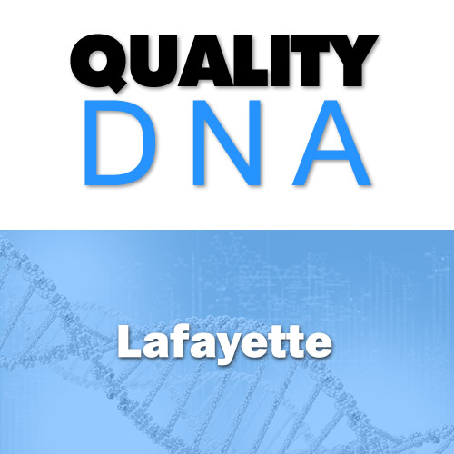 DNA Paternity Testing Lafayette
