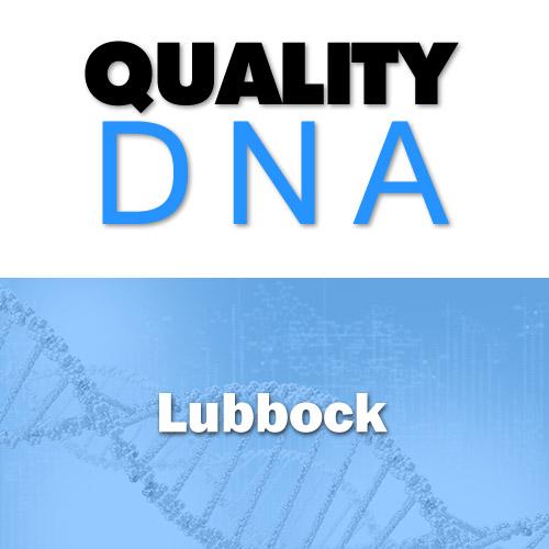 DNA Paternity Testing Lubbock