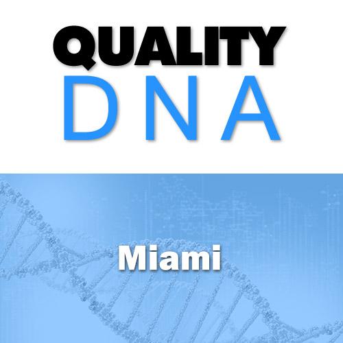 DNA Paternity Testing Miami