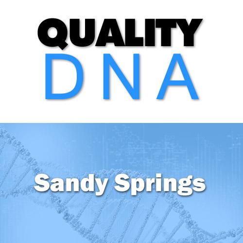 DNA Paternity Testing Sandy Springs