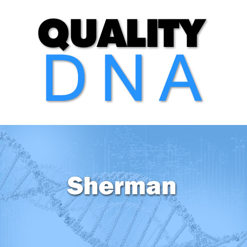 DNA Paternity Testing Sherman