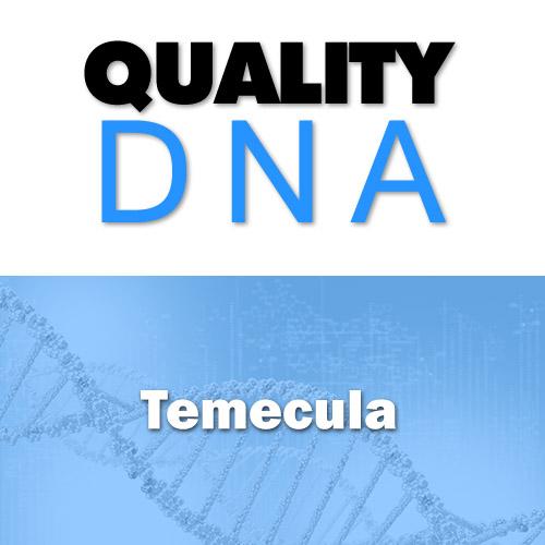 DNA Paternity Testing Temecula