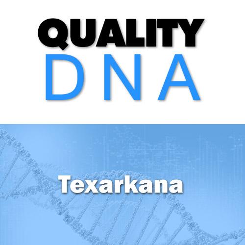 DNA Paternity Testing Texarkana