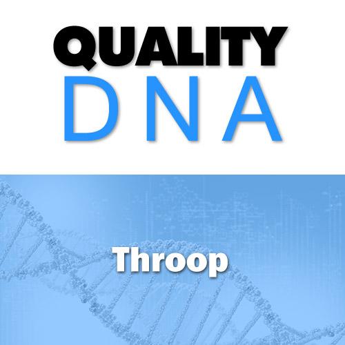DNA Paternity Testing Throop