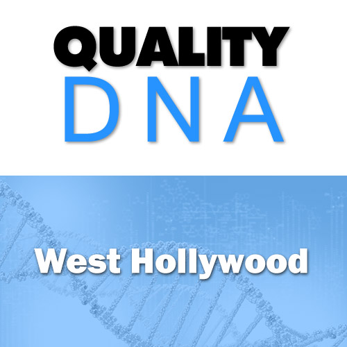 DNA Paternity Testing West Hollywood